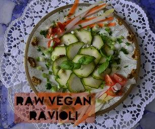 RAW-ioli / Raw Vegan Ravioli