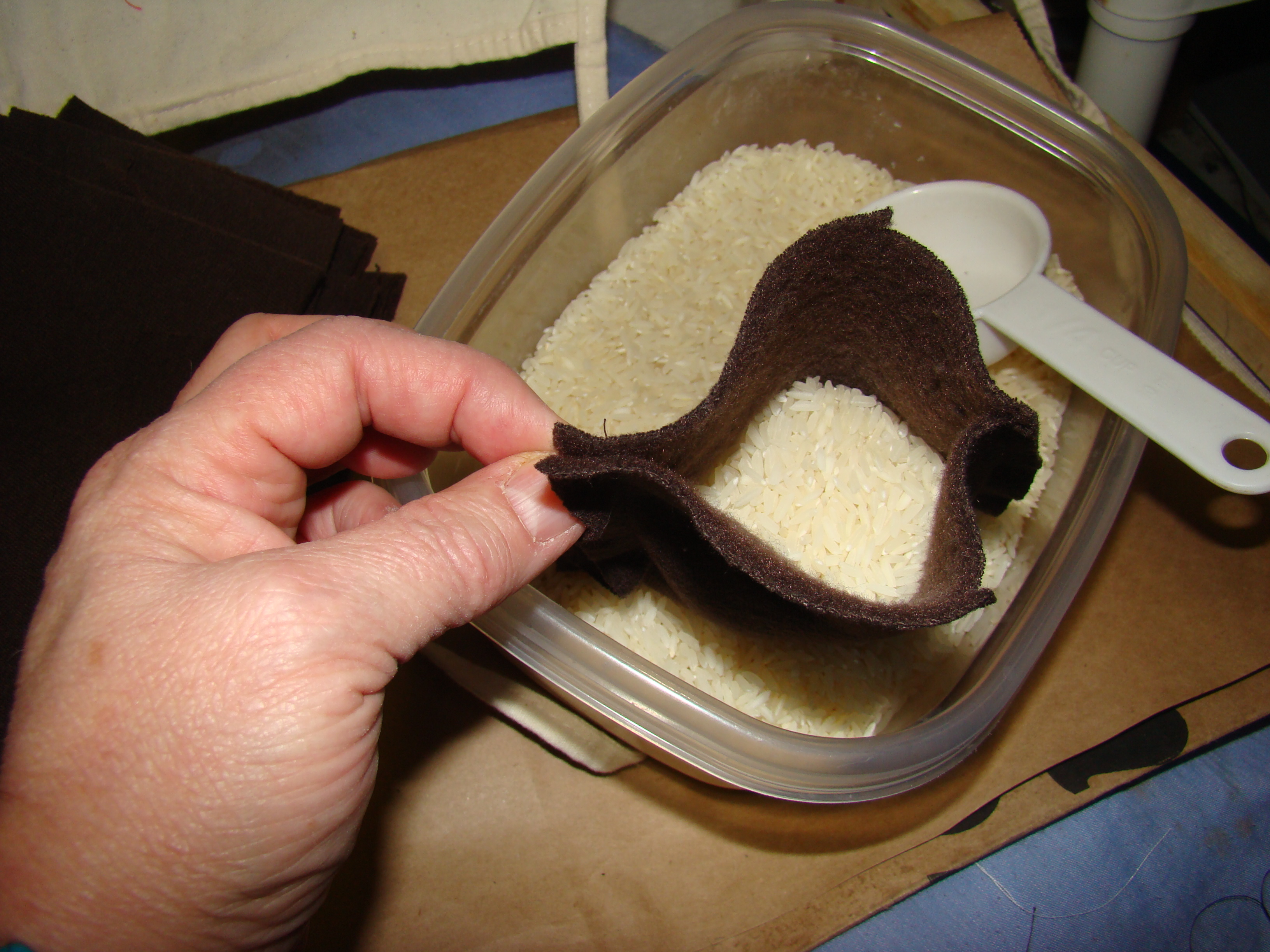 Picture of How to Make Sewn Hand Warmers