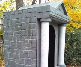 Making Faux Stone/Brick/Block Walls