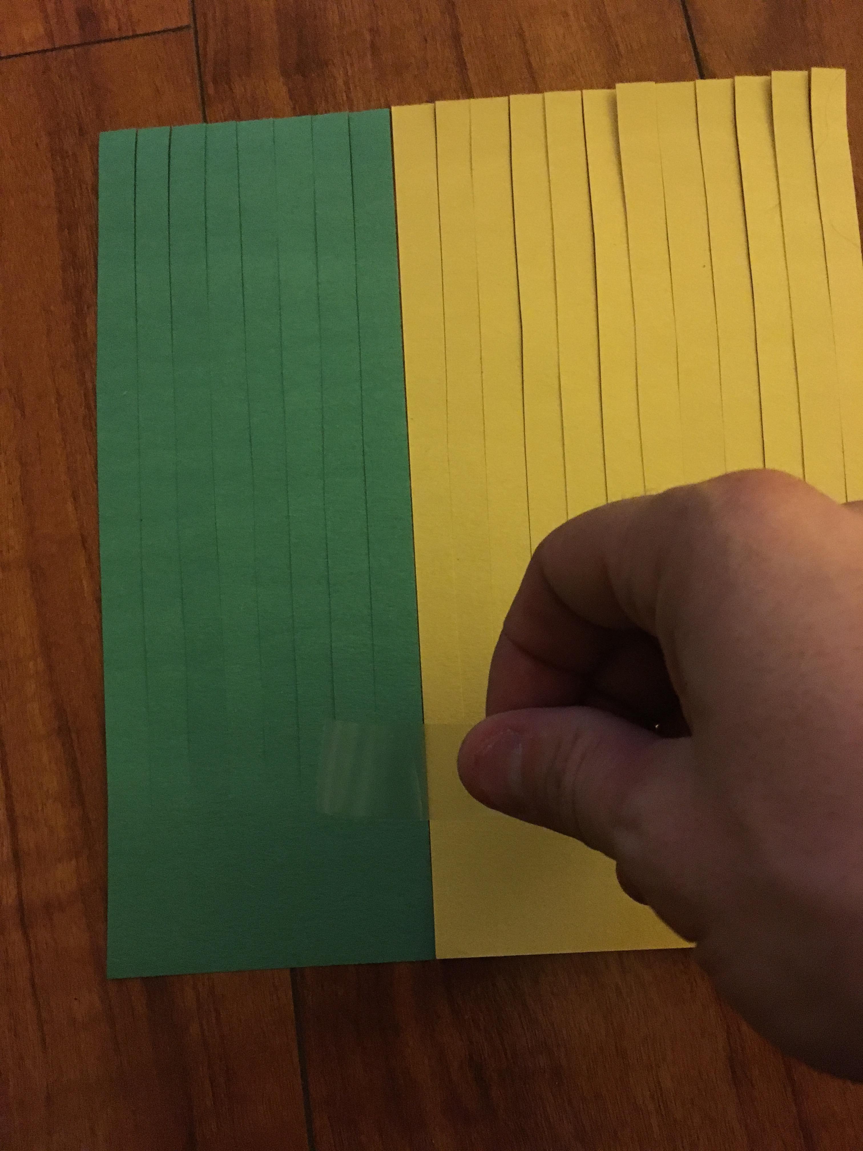 "Picture of Variation, Multicolored ""Unripe"" Pumpkin"
