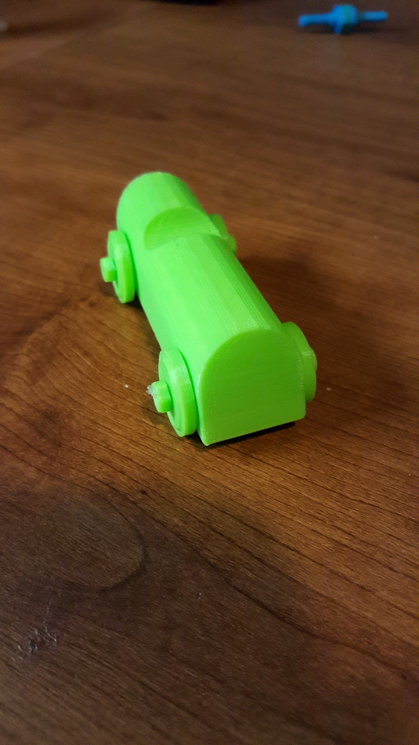 Picture of 3D Printed Car