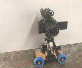 Remote Control Camera Dolly