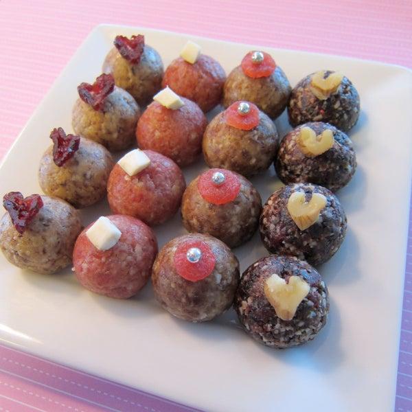 Fruit & Nut Truffles