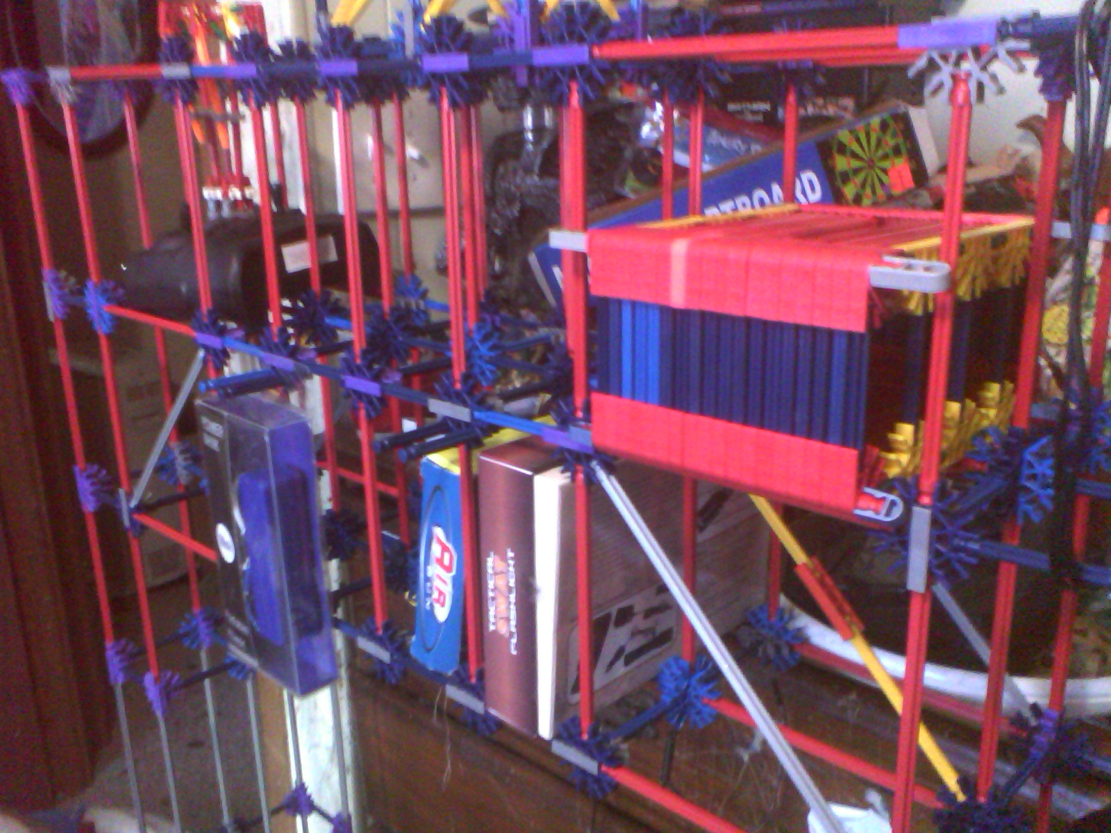 Picture of K'NEX Shelf With Helipad V2