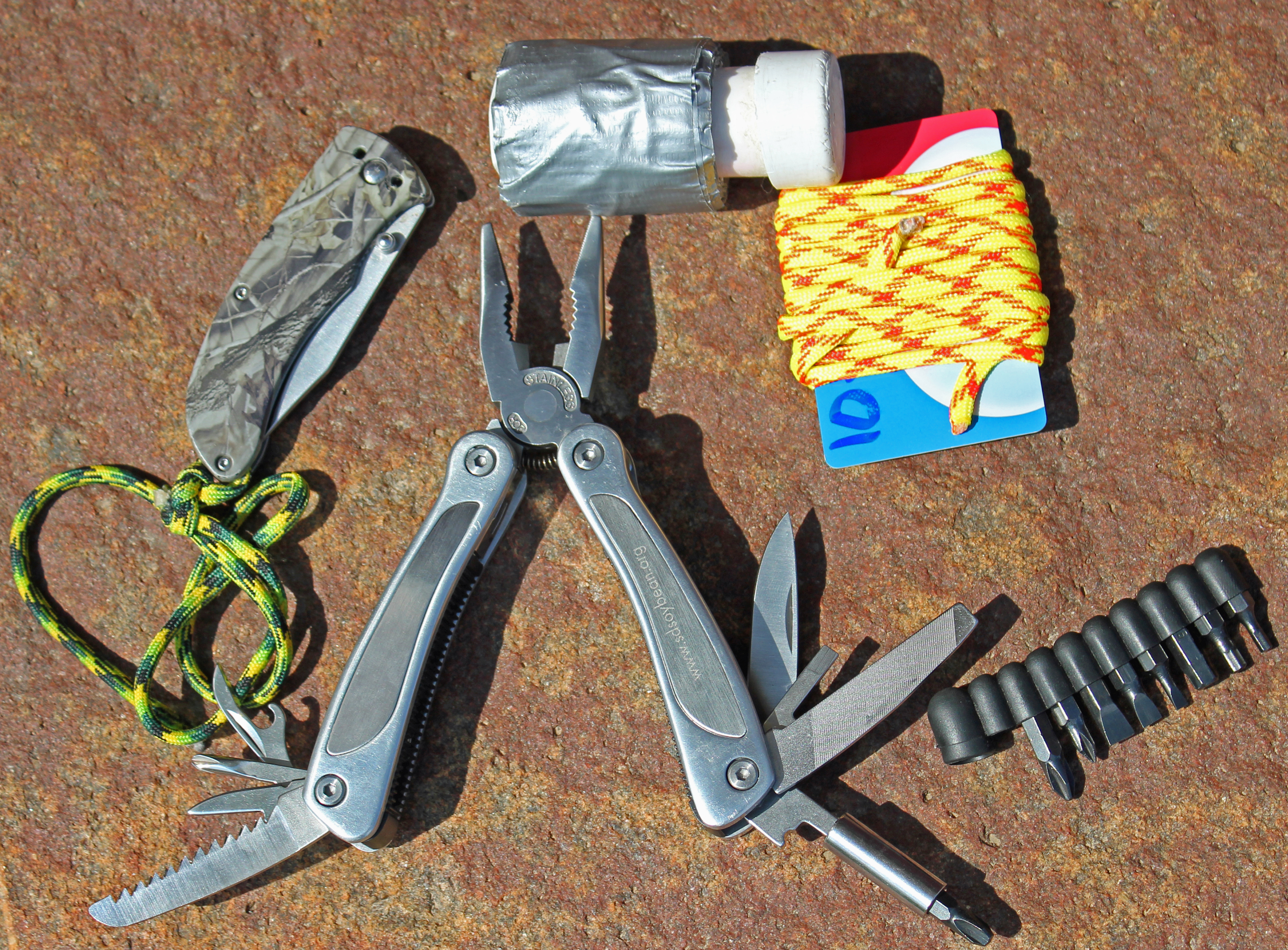 Picture of Repair Kit and Tools