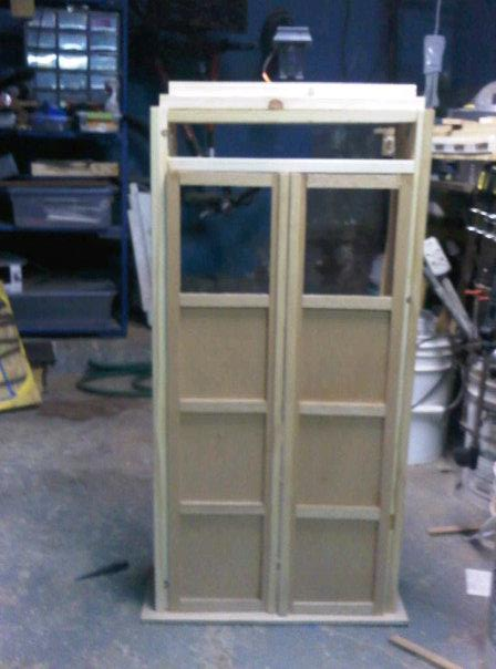 Picture of It's Finally Looking Like a Police Box