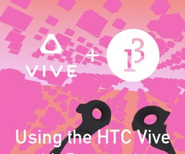 Use Your HTC Vive With Processing!