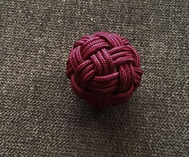 How To Tie A Globe Knot (or any Turk's head-like knot)