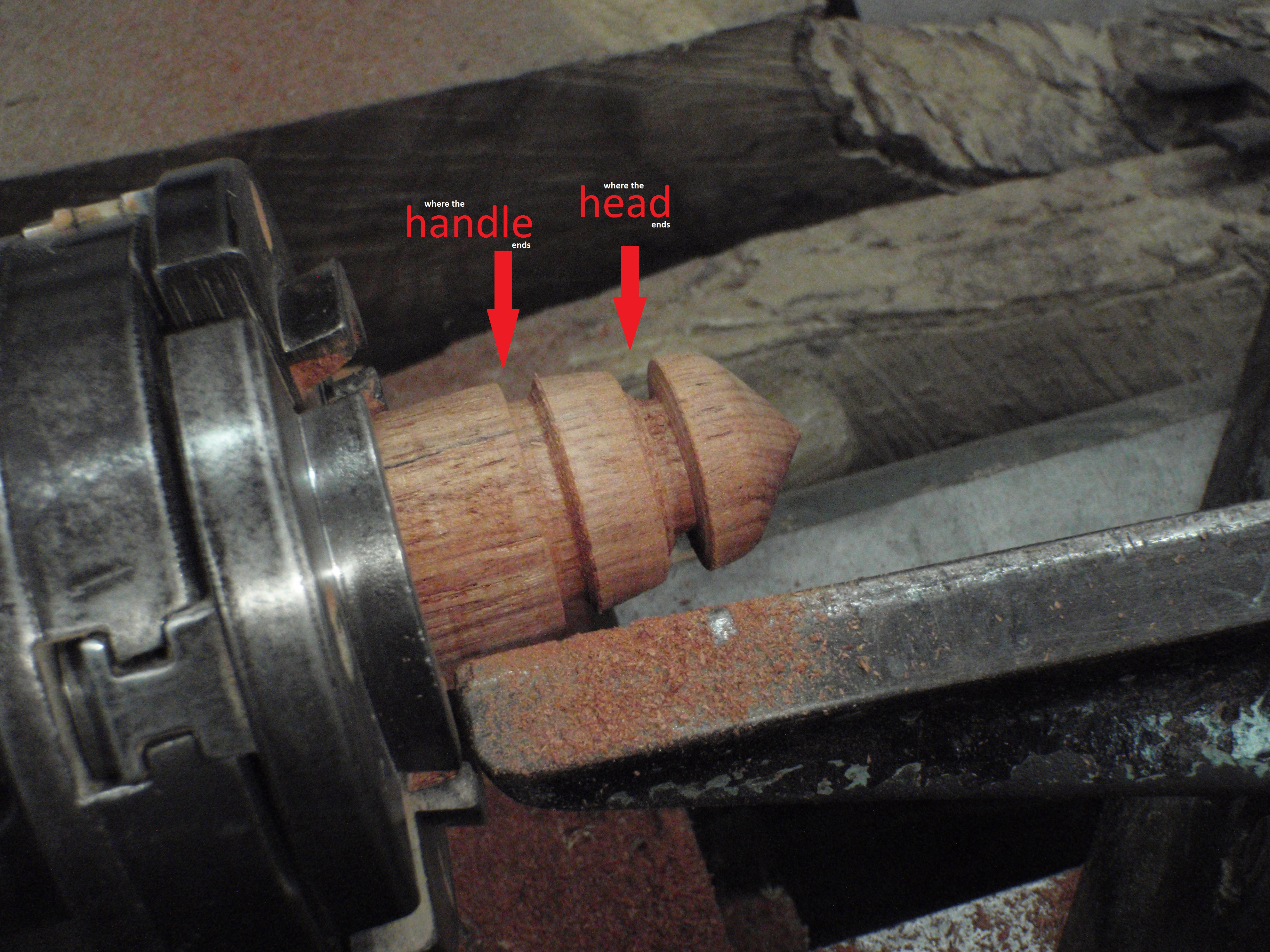 Picture of Making Ridges