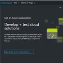 DFRobot LattePanda With Microsoft Azure - Getting Started