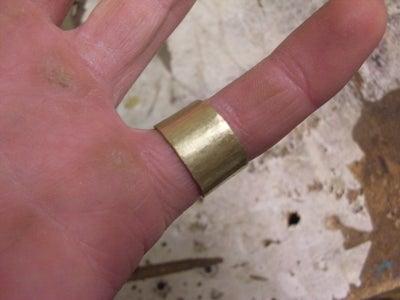 Bullet Shell Ring