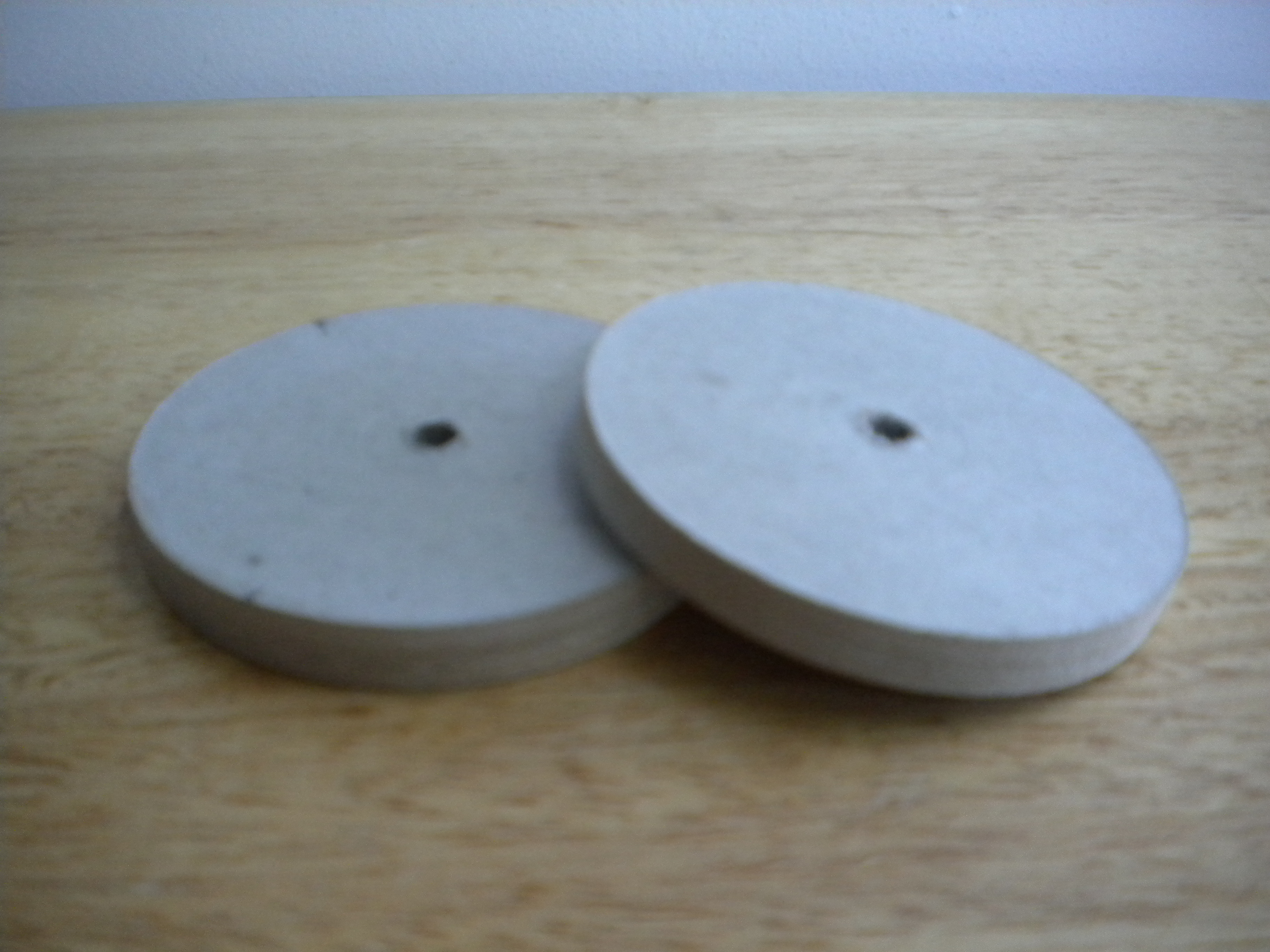 Picture of Cut, Drill & Grind Bearing Retainer Plates