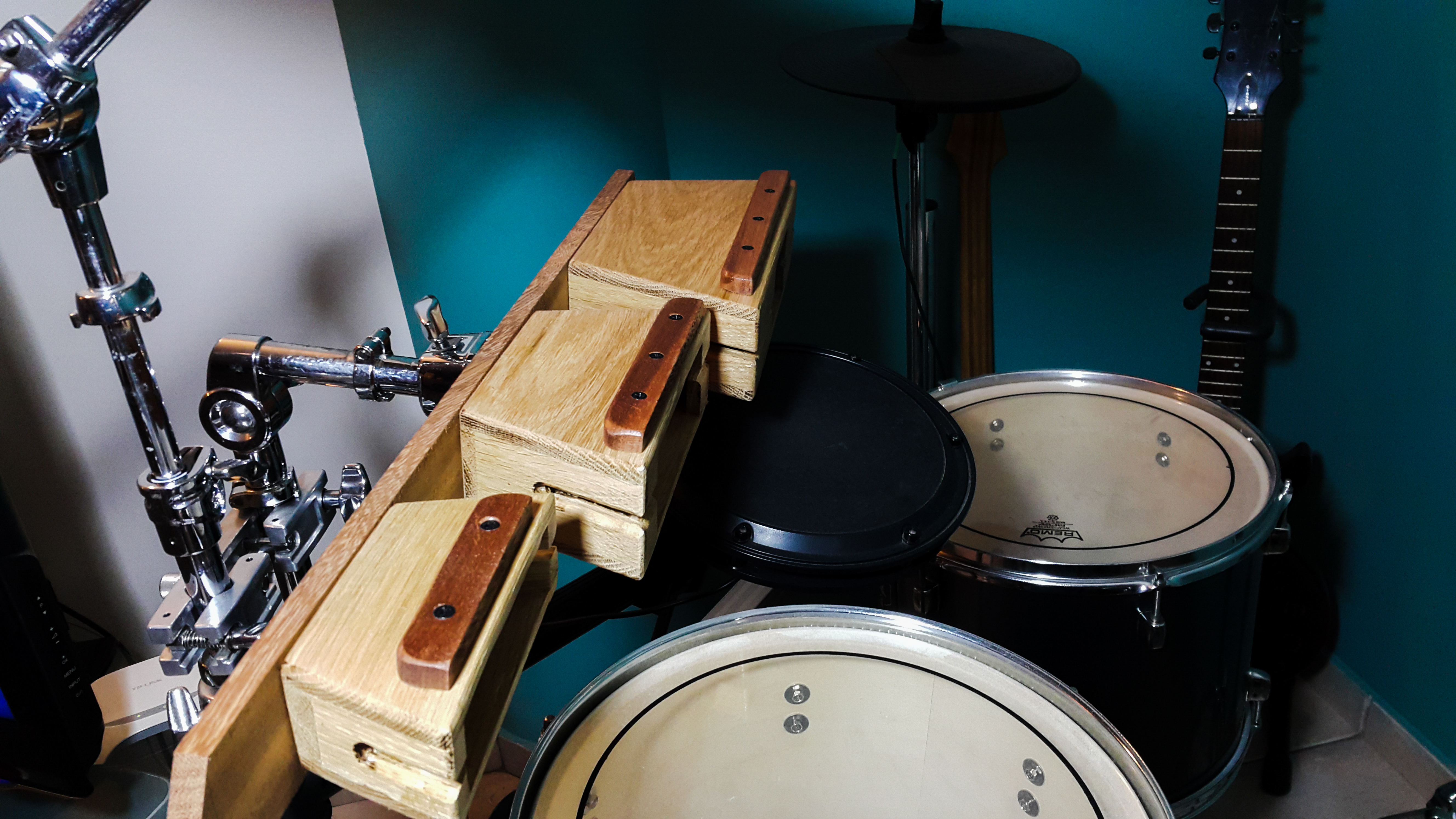 Picture of Wooden Percussion Blocks