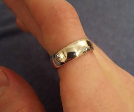 How to Make a Ring From a Coin