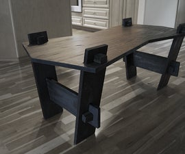 Carbon Series Coffee Table