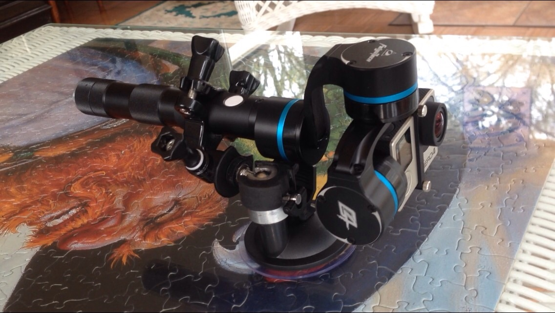 Picture of GoPro-to-Car Stabilizer Mount