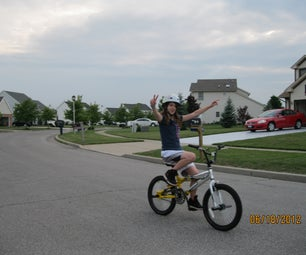 """How to Ride a Bike With """"No Hands"""""""