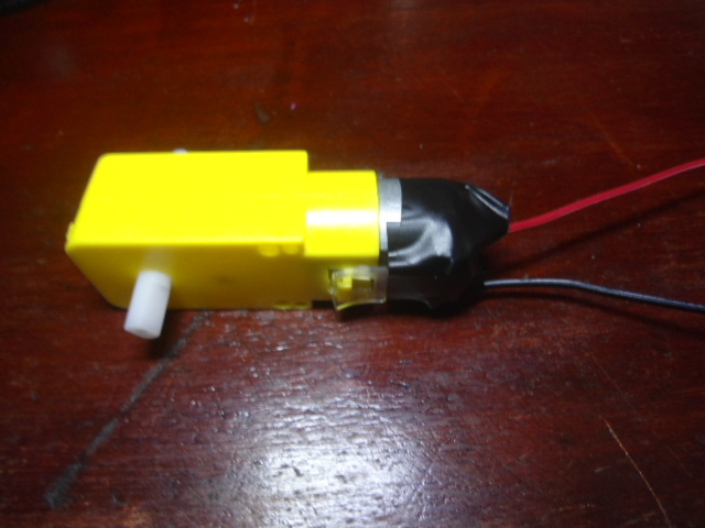 Picture of Solder the Motors!