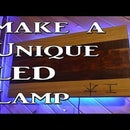 How to Make a Unique LED Wall Lamp