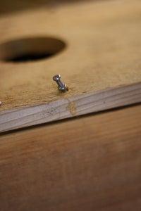 Adding a Door Pin