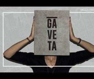 Book Box: Gaveta Oculta