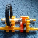 Knex red dot sight