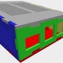 Box-It Raspberry Pi 2 + 3 Case