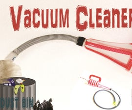 How To Make Vacuum Cleaner Using Plastic Bottle at Home