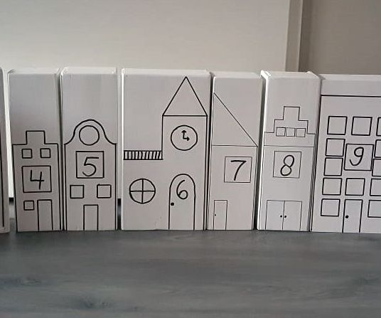 Teaching Materials for Young Kids: Working With Numbers