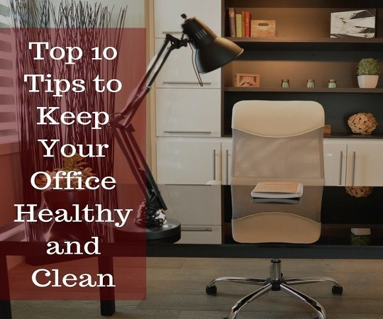 How to keep your office germ free