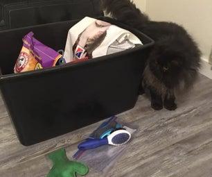 Basic Pet Emergency Kit: Cats