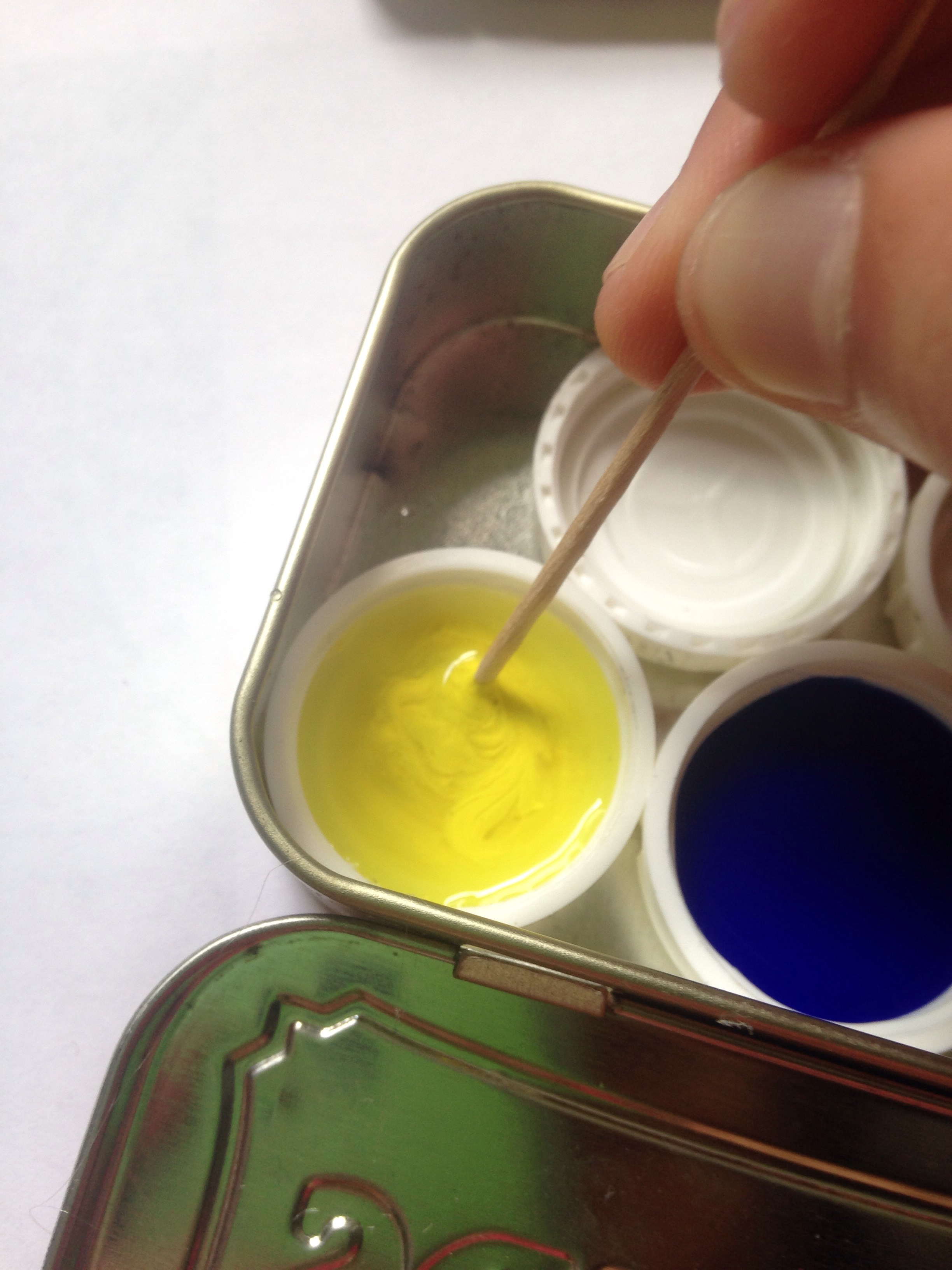 Picture of Put Paint In