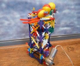 K'nex Bending Rod Launcher