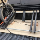 No Straps Truck Bike Rack