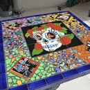 Mexican Tile Table