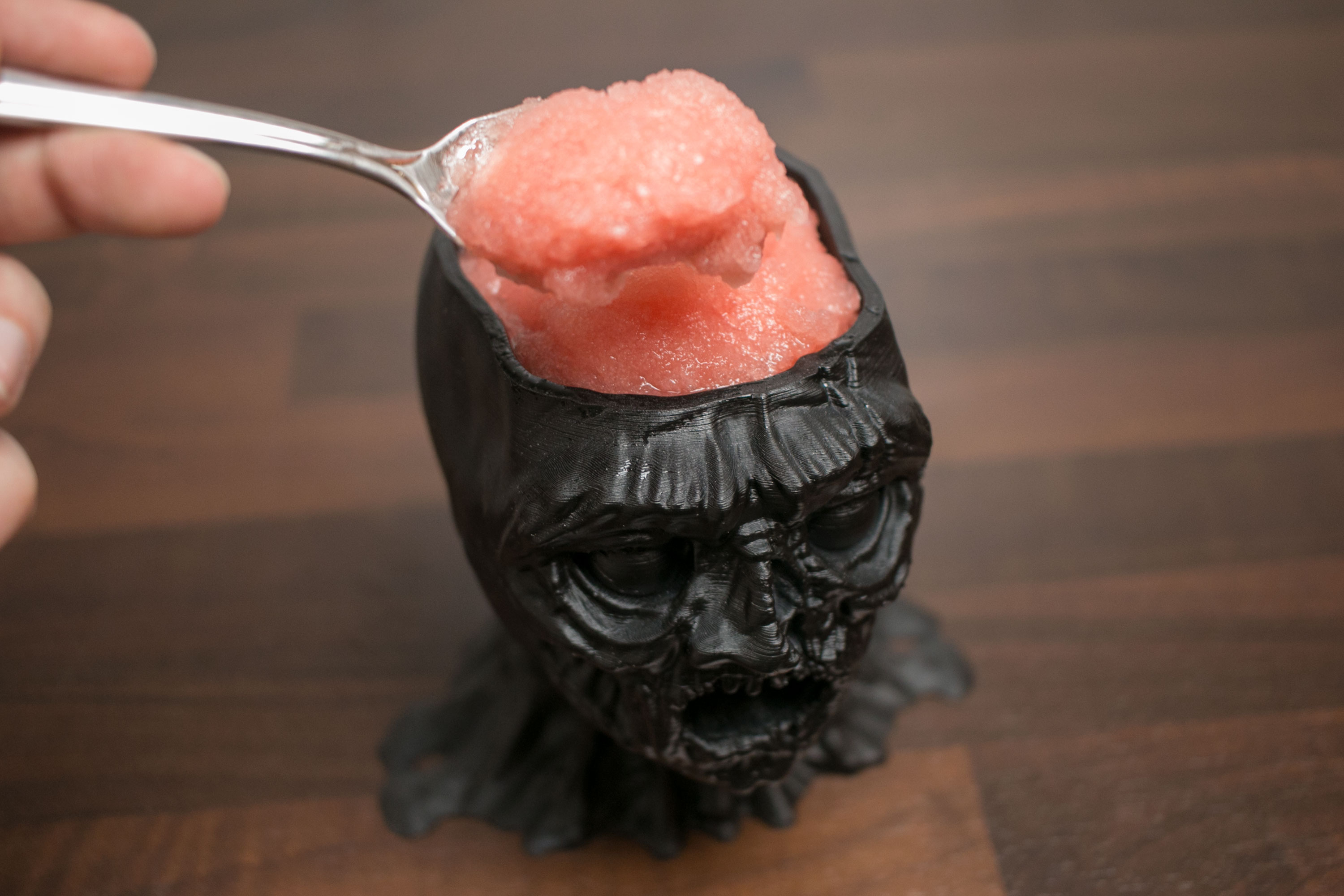 Picture of Alcoholic Zombie Ice Cream