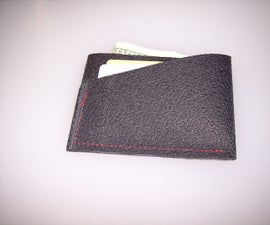 Minimalist Waterproof (nearly Bulletproof) Wallet