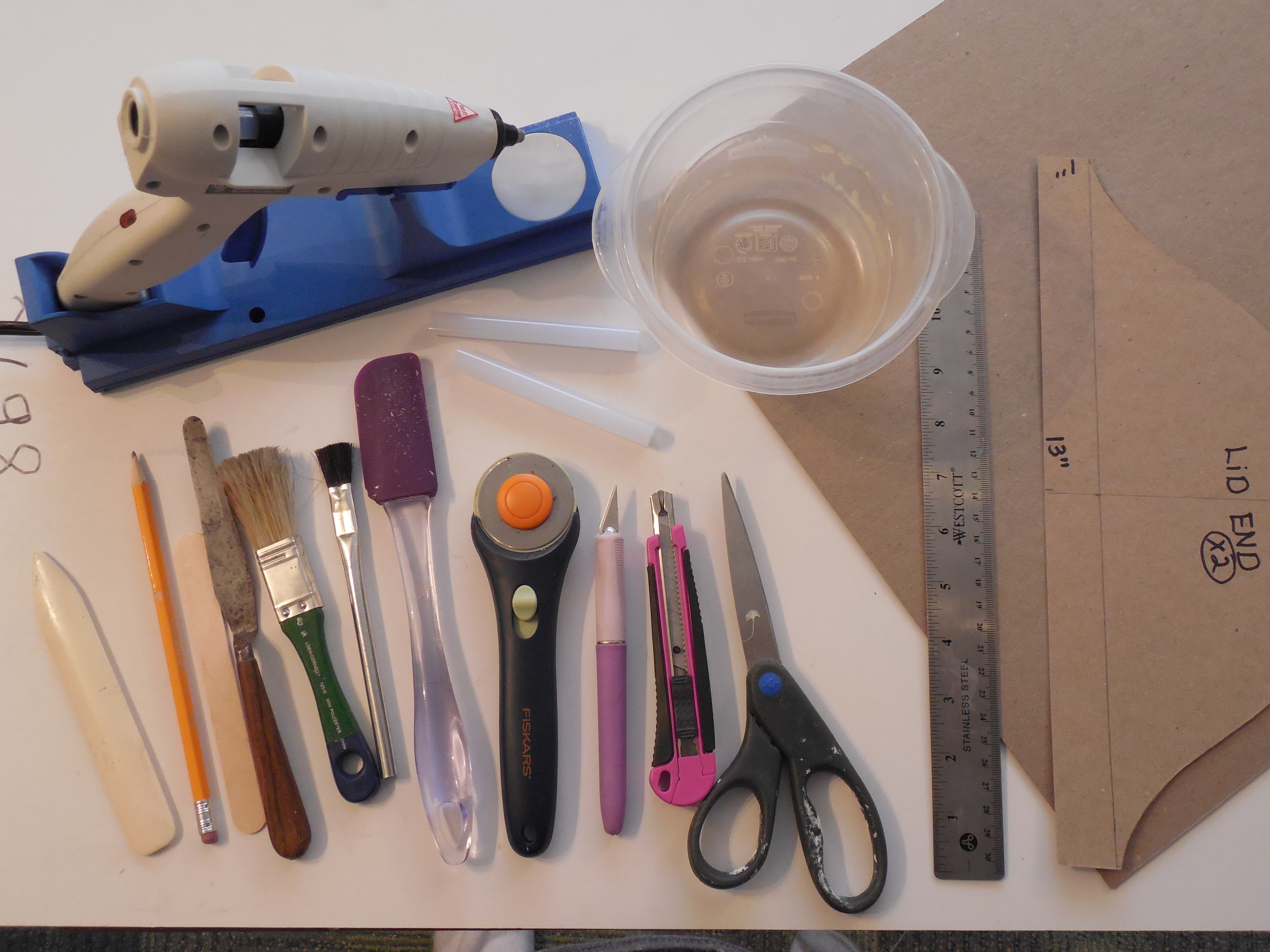 Picture of Tools & Materials