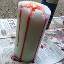 Bleeding Candle