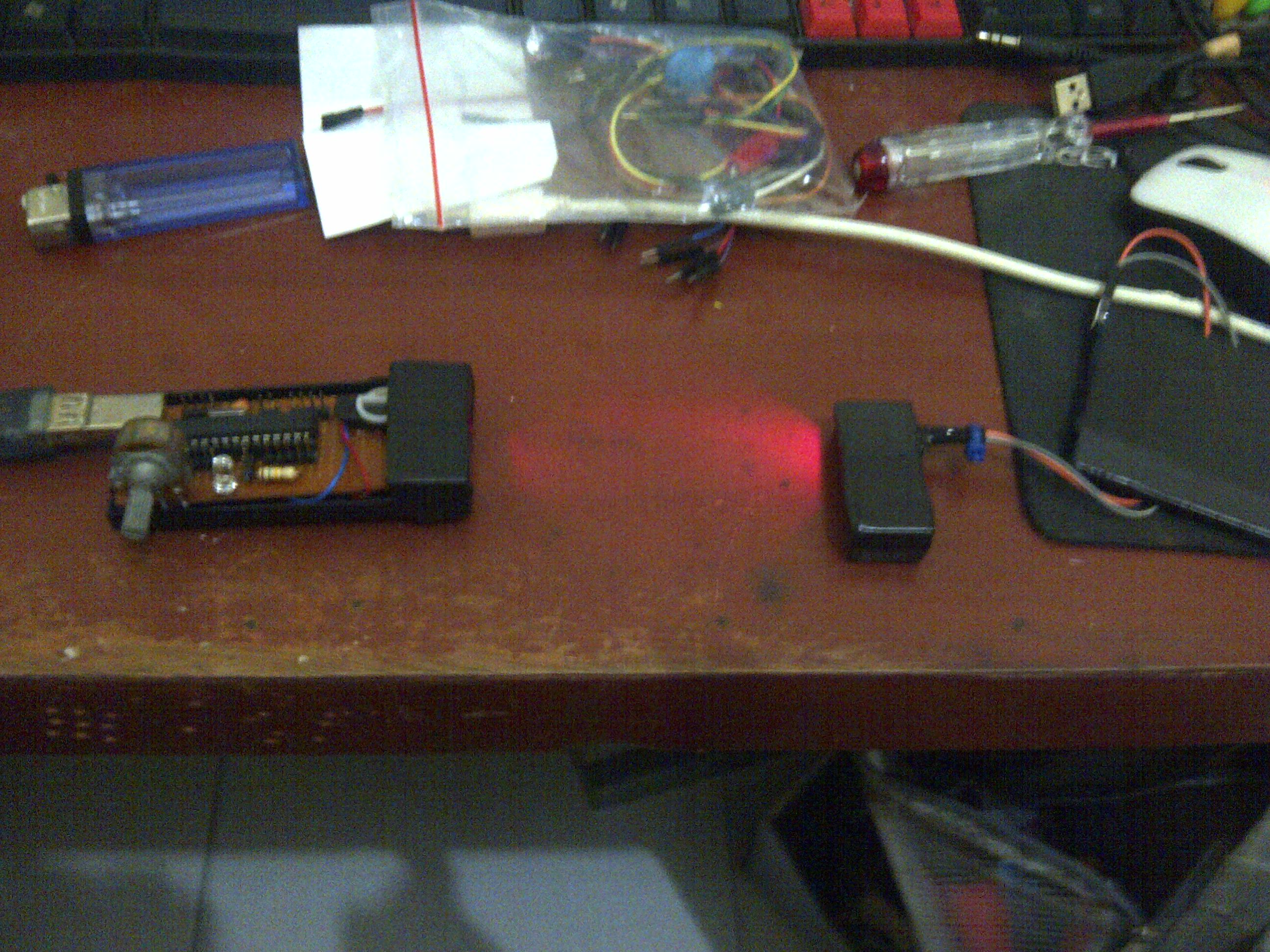 Picture of Wire Laser Diode