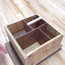 How to build a supply organizer