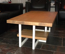 Design coffee table