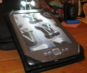 Ebook Led Light