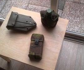 Edc Bushcraft Kit