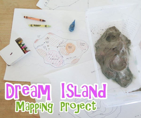 Dream Island Mapping Project