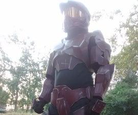 RvB Simmons Halo Armor