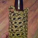 Crocheted Paracord Beer Cozy