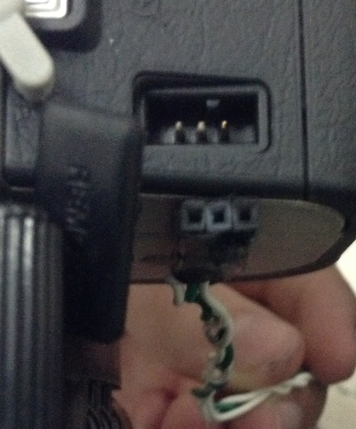 Picture of The Shutter and Focus Trigger