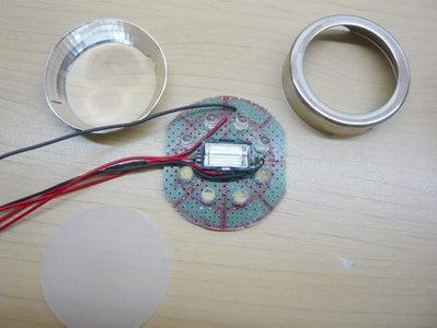 Assembling the Lamp
