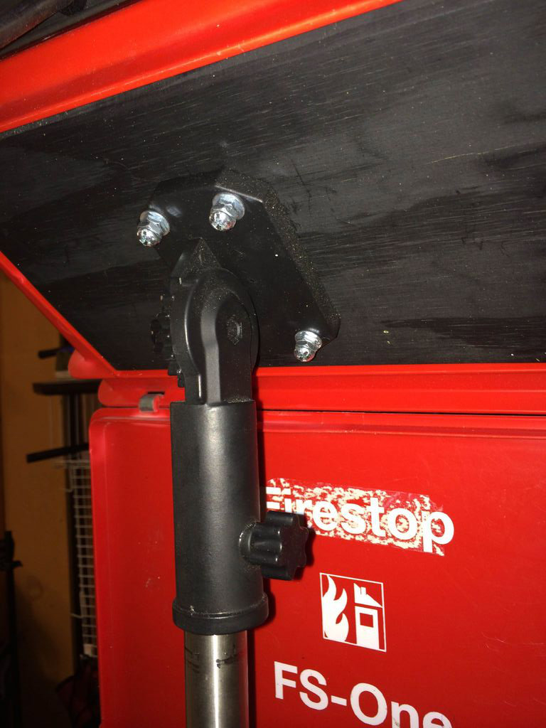 Picture of Flag Pole Mount